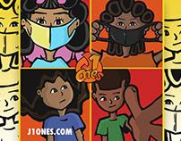 Illustration Promo   Fight Covid