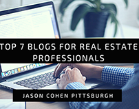 Top 7 Blogs for Real Estate Professionals
