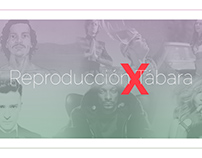 TÁBARA MUSIC - PLAYLISTS