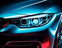 BMW M4 - | BE DARING |