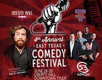 2015 East Texas Comedy Festival