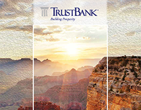 Cover of Brochure for TrustBank