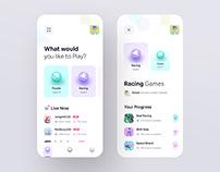 Online Game App Design