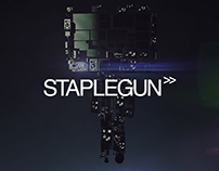 Staplegun: Website Concept