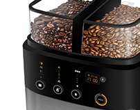Usability Redesign of the Philips Grind and Brew