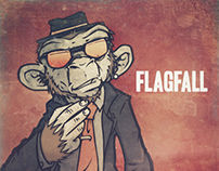 Flagfall Album Artwork