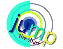 Jump The Shark Logo Shaper
