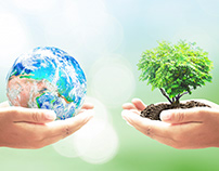 Warm wishes on this earth day to you and your family