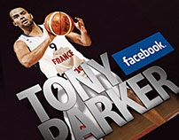 Jeu Facebook Tony Parker
