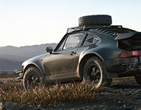 Porsche 911 Safari RS