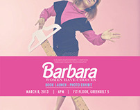 Barbara: Women Have Choices - Ad Campaign (Thesis)