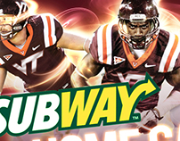 Subway and VT