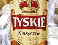 Tyskie Poster