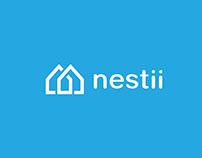 Nestii App Branding
