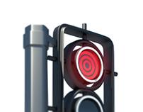 Target Traffic Light