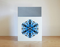 Screen-Printed Kaleidoscope