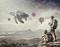 // Fotolia tutorial // Travelling