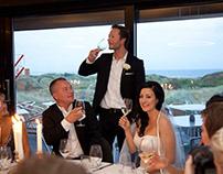 Fotografer af bryllupper