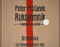 Peter Pišťánek RUKOJEMÍK - book cover