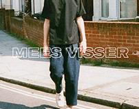 MEES VISSER Brand Identity