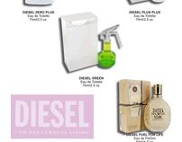catálogo perfumes (diseño editorial)