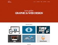 loriskumo.com / website, blog and portfolio