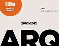 ARQ : 10 años : Edición especial