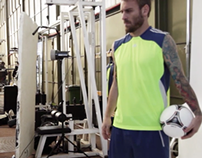 Adidas Training 2012 | Production Backstage Video