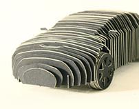 Carro - Modelagem 3D e Física