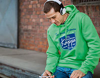 Kappa Look Book Autumn & Winter 2014 - Apparel