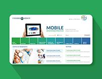 Bayer Universo Médico Website
