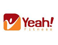 Logomarca Academia Yeah