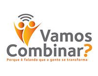 Logomarca Programa Vamos Combinar? - Arcelor Mittal