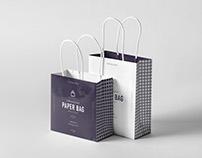 Paper Bag Mock-up 2