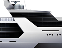 Trimaran yacht for seabed exloration