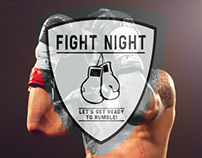 Fight Night - photos