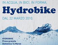 Piscina Cortona / poster Hydrobike