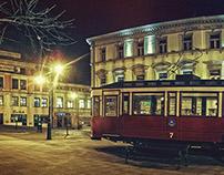 cafe tramwaj / panorama