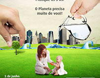 AD Dia Mundial do Meio Ambiente - Belgo Bekaert