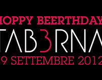 Taberna  - Hoppy Beerthday (september 2012)
