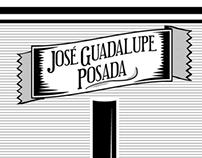José Guadalue Posada Grabador Mexicano