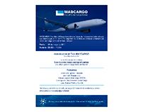 Invitación Foro Madcargo 2011 evento de presentación