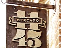 Mercado 1143 - sobremesa