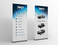 PMP (Prairie Machine & Parts) – Tradeshow Displays