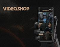 Videoshop — online cinema app.