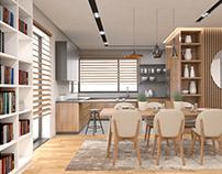 Living room | interior design