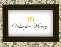 "Mc Donald's - Value For Money - ""Nonna"""