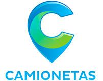 Logo Camionetas en Cuotas