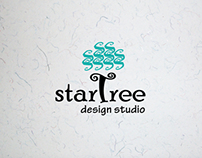 Star Tree design studio- brand identity
