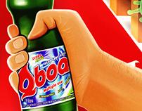 """Qboa - """"Contra a proliferação dos Germes"""""""